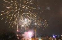 Парады на День независимости заменили фейерверками