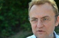 Садовый прибыл в Киев, чтобы уговорить нардепов прекратить голодовку