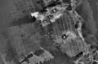 Авиация Израиля обстреляла сектор Газа в ответ на перехваченные ракеты
