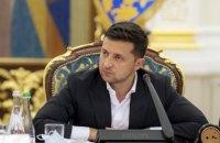 Суд закрив провадження щодо декларації Зеленського через його недоторканість
