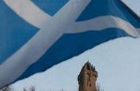 Шотландия утвердила вопрос для референдума о независимости