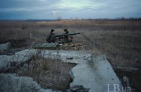 На Донбасі один український військовий загинув і одного - поранено