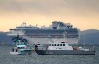 В Украину вернулись граждане, которые находились на лайнере Diamond Princess