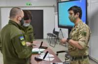 """Пограничники готовятся к украинско-британским учениям """"COSSACK MACE - 2021"""""""