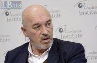 Георгий Тука: «На Донеччине зарегистрировано 720 тыс. переселенцев. Это извращённые данные и извращённые траты из бюджета»