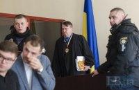 Суд не смог избрать меру пресечения четырем подозреваемым в деле о закупке бронежилетов