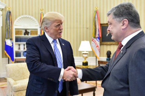 """Трамп не вперше пропонував Україні """"послугу за послугу"""", - NYT"""