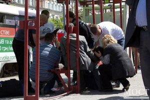 Милиция подтверждает четыре взрыва в Днепропетровске