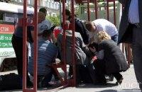 В Днепропетровске продолжаются взрывы