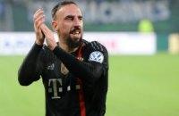 """Рібері визнали головним """"негідником"""" французького футболу"""