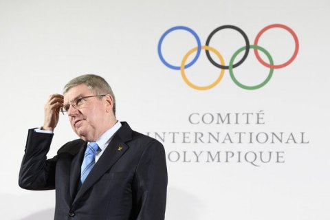 Президент МОК прокоментував відсторонення Росії від змагань через перенесення Олімпіади-2020