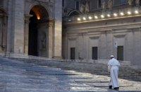 Ватикан: Папа Римський не відмовить у проханні прийняти Зеленського і Путіна