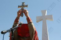 В Киеве открыли памятник воинам УНР
