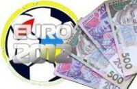 НБУ вводит льготы для банков, финансирующих Евро-2012