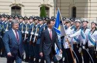 Порошенко и наследный принц Лихтенштейна Алоиз обсудили введение миротворцев ООН на Донбасс