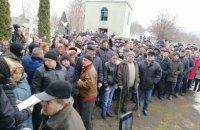 Во время голосования прихода в Черновицкой области о переходе в ПЦУ вызывали полицию