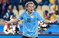 Форлан завязал со сборной Уругвая