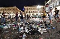 """У масовій тисняві в Турині постраждали понад 1,5 тис. уболівальників """"Ювентуса"""" (оновлено)"""