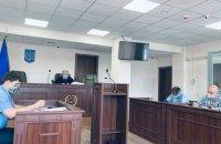 У справі обвинуваченого ексберкутівця Логвиненка дослідили відео протестів біля КМДА