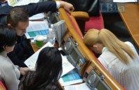 У січні 359 нардепів відвідали всі шість пленарних засідань Ради, - КВУ