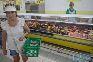 Українці за рік залишили в магазинах 884 млрд грн