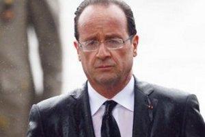 Нові санкції ЄС проти РФ залежать від подій найближчих годин, - Олланд