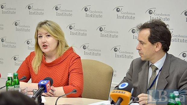Ірина Сушко та Давид Стулик