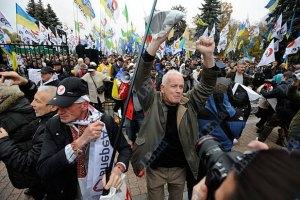 Предприниматели пообещали Януковичу революцию