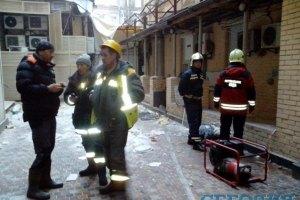 Взрыв в киевском ресторане мог быть терактом