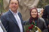 В Международный день мира открыли мемориал в честь подвига сельской общины Испаса