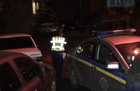 На Харьковском шоссе в Киеве пьяный водитель разбил пять припаркованных машин