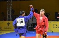 Украинец Руднев стал двукратным чемпионом мира по самбо