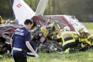 Російські слідчі почали вивчати причину аварії літака в Криму