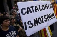 В Каталонии одобрили закон о референдуме об отделении от Испании