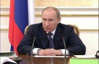 Путин: 2012 год легким не будет