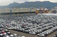 Українці віддають перевагу корейським автомобілям