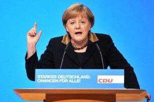 Меркель: зараз ЄС не вважає необхідним вводити санкції проти Росії