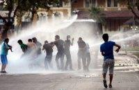 У Туреччині поліція застосувала водомети проти незадоволених результатами виборів