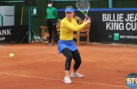 Украинские теннисистки повели 2:0 в Кубке Билли Джин Кинг в противостоянии с японками