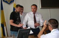 Ровенский облсовет уволил обоих председателей