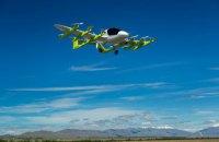 """Компания сооснователя Google показала """"летающее беспилотное такси"""""""