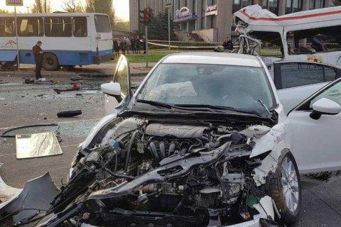 Криворізького водія маршрутки перевели з лікарні в СІЗО