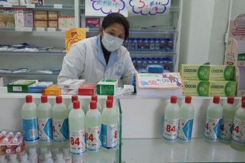 В Китае количество жертв коронавируса выросло до 1770 человек