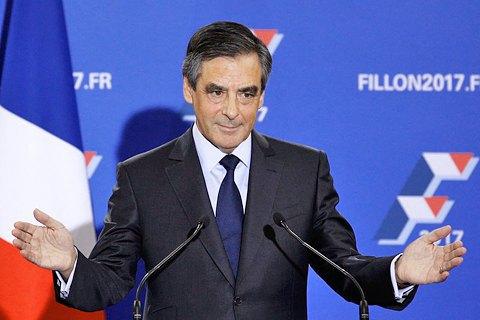Президентские праймериз во Франции выиграл Франсуа Фийон