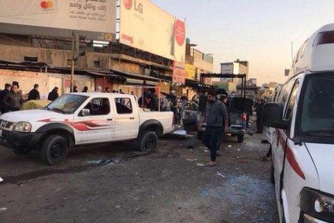 Нападение смертника вБагдаде: 8 человек погибли, 10 ранены