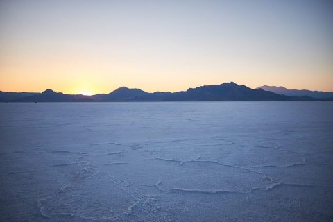 Звуки пустелі: як створювали музику для «Сіль із Бонневілю» в рамках Envision Sound