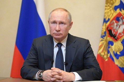 В России из-за коронавируса отложили голосование об обнулении президентских сроков Путина