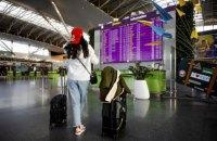 """В """"Борисполе"""" предупредили о возможных изменениях в расписании рейсов из-за гололеда"""