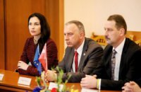 Латвія допоможе розвитку економіки Чернігівської області