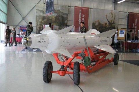 В РФ рассказали о ракетах, которыми бомбят Сирию